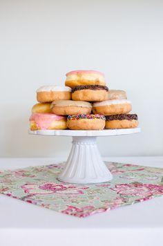 Doughnuts are the New Cupcake | Third Floor Design Studio