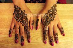 Party Arabic henna 2012 © NJ's Unique Henna Art | Flickr - Photo Sharing!