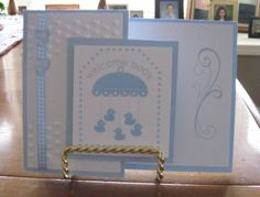 Baby Boy by rthorn - Cards and Paper Crafts at Splitcoaststampers