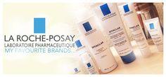 My Favourite Brands: La Roche Posay