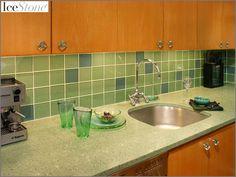 Ceramic Tile Design - Kitchen Ideas