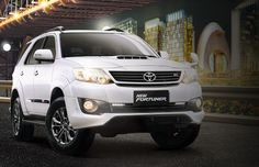 The New 2015 Toyota Fortuner