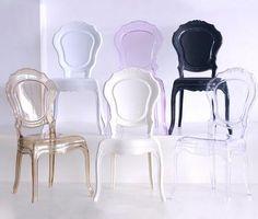 wholesale quality plastic princess dining chair wedding plastic castle  chair #Affiliate