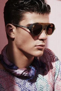 Zandre du Plessis by Solve Sundsbo for the Giorgio Armani Sunglasses Spring Summer 2016 Campaign Giorgio Armani, Emporio Armani, Men Fashion Show, Mens Fashion, Style Fashion, Fashion Styles, Fashion Trends, Sunglasses Online, Mens Sunglasses