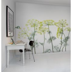 Crown Of Dill Mural - Wallpaper Australia - Buy Wallpaper & Murals Online Now