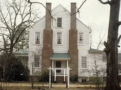 Town of Enfield, North Carolina - The Cellars 1806 (Sherrod Heights)