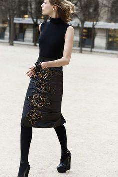 Beautiful Dior skirt