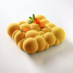 Bold New Mathematical Cake Designs by Dinara Kasko | Colossal