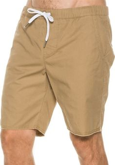 Rhythm New Rhythm Men s Switch Jam Short Cotton Mens Exclusive Brown Men s  Pants 3ab06692bbd