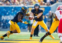 Kansas State Wildcats at West Virginia Mountaineers - 10/1/16 College Football Pick, Odds, and Prediction