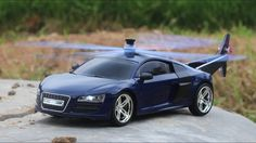 How To Turn Your Remote Control Car Into A Helicopter Car - http://vixert.com/turn-remote-control-car-helicopter-car/