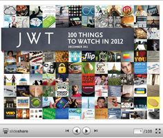 100 Things to Watch in 2012