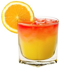 Sweet Orange Cream: (2 oz. Pinnacle Orange Whipped 2 oz. orange juice 2 oz. cranberry juice)