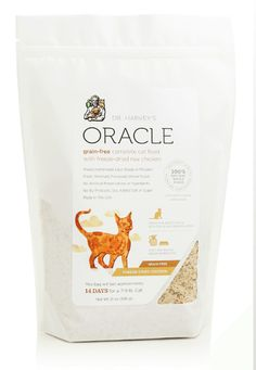 Dr. Harvey's Oracle Grain Free Freeze Dried Chicken Formula for Cats Food