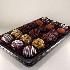 Assorti karışık truffles paket. www.cikolatalazimmi.com