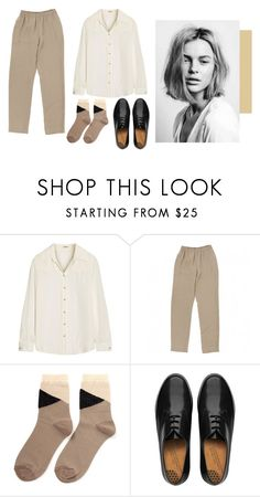 """""""#694"""" by flameberries ❤ liked on Polyvore featuring L'Agence, Hansel from Basel and FitFlop"""
