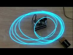 Color Fading El Wire Driver Project