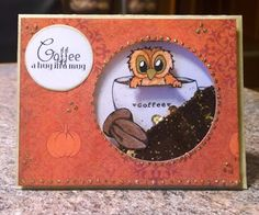 All My Love Crafts: Final Day for the Fall Coffee Lovers Bloghop!
