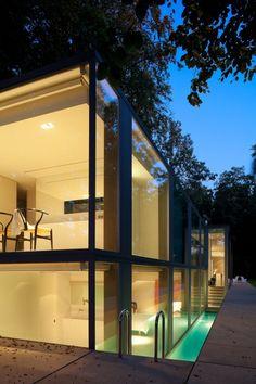 Minimal 2 Floor House in Belgium 5