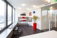 Studio Thoernblom | MyPlace – Selfstorage Office, Studio, Interior Design, Table, Furniture, Home Decor, Nest Design, Decoration Home, Home Interior Design
