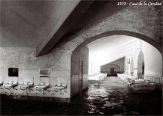 Casa de la Caridad. Lavabos. 1950  (actual CCCB)