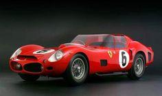 Ferrari 330 TRI/LM Testa Rossa 1962