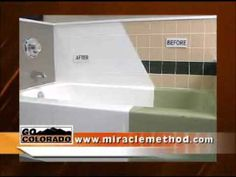 Tile Grout Repair by Miracle Method - permanently cover and seal ...