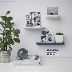 Fotografii vechi, moduri noi de a le expune. Uită-te după noile suporturi de poze BILLSÅSEN atunci când ne vizitezi.
