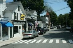 Essex, CT....I really love Danbury and Middlebury...spend a short time here with my Cuz's!!