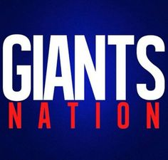 Giants Banner
