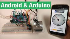 How To Build Custom Android App for your Arduino Project using MIT App Inventor - HowToMechatronics
