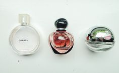 MY FAVOURITE PERFUMES