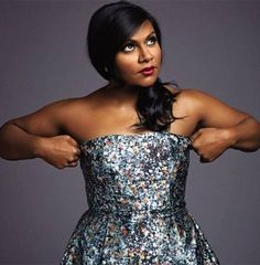 Get to know our ultimate girl crush, Mindy Kaling.