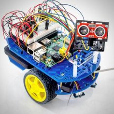 Something we loved from Instagram! O que vocês acham de Aprender a construir e programar um robô desses?  Kpacitor uma escola totalmente online com uma forma divertida de ensinar novas tecnologias.  #raspberrypi #arduino #arduinomega #raspberrypi #elearning #cursoonline #ead #cursoraspberrypi #kpacitor #eletronica #programação #python #pythonbr #pythonbrasil #pythonbrazil #tecnologia #programando by kpacitor Check us out http://bit.ly/1KyLetq