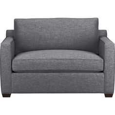 Davis Twin Sleeper Sofa with Air Mattress in New Furniture Chair And A Half, Upholstery Repair, Sofa Upholstery, Upholstery Cleaning, Upholstered Furniture, My Living Room, Living Room Chairs, Living Spaces, Dining Rooms