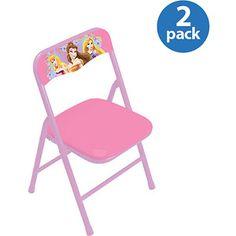Disney - Princess Nouveau Activity Chairs, Set of 2