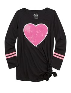 Gymnastics Football Tunic from justice for girls