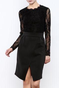 Lace Top Dress, Peplum Dress, Wrap Dress, Valentines Day Dresses, Lace Sleeves, Mock Neck, Zip Ups, Classy, Formal Dresses