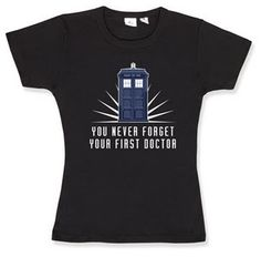 ThinkGeek :: You Never Forget Your First Doctor Babydoll