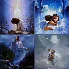 JEZUS en MARIA Groep.: Als GOD ons thuisbrengt uit onze ballingschap