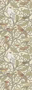 Mob Scene by: Trustworth Studios, a British design studio, has some of the most beautiful original wallpaper designs.