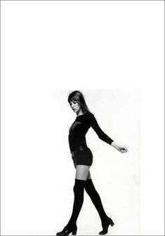 Portrait of Jane Birkin by Terry O'Neill, 1970
