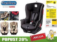 Izdvojeno iz AKCIJSKE ponude - autosjedalica od 9-18 kg Peg Perego Viaggio 1 Duo-Fix K u crnoj i crvenoj boji  Akcijsku ponudu pogledajte na: http://www.mojabeba.hr/hrvatski/sve-za-bebe-na-akcijskim-cijenama_16/