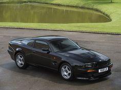 Aston Martin V600LM Numéro 13 sur 40 La seule full noir
