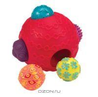 Набор мячиков, разных на ощупь. Что ещё может подарить ребёнку массажист? :) Maison Joseph Battat Ltd