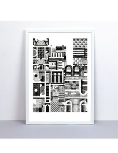 Limited edition, hand pulled screen prints from The Private Press, with artwork by leading contemporary artists and designers. Artwork Display, Design Graphique, Living Room Art, Affordable Art, Graphic, Contemporary Artists, Home Art, Color Patterns, Screen Printing