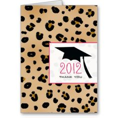 =>quality product          Leopard Print Graduation Thank You Card           Leopard Print Graduation Thank You Card We have the best promotion for you and if you are interested in the related item or need more information reviews from the x customer who are own of them before please follow th...Cleck Hot Deals >>> http://www.zazzle.com/leopard_print_graduation_thank_you_card-137703209279085500?rf=238627982471231924&zbar=1&tc=terrest