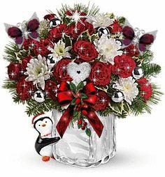 Flowers4U_Enjoy the Beauty of the season, hug someone everyday~
