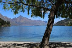 Auckland, Mountains, Beach, Water, Travel, Outdoor, Gripe Water, Outdoors, Viajes