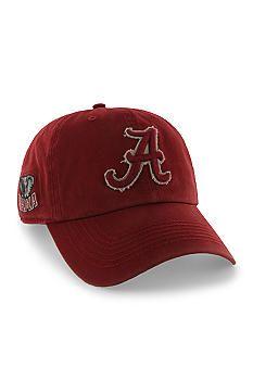 '47 Brand Alabama Crimson Tide Ward Team Hat 17.70